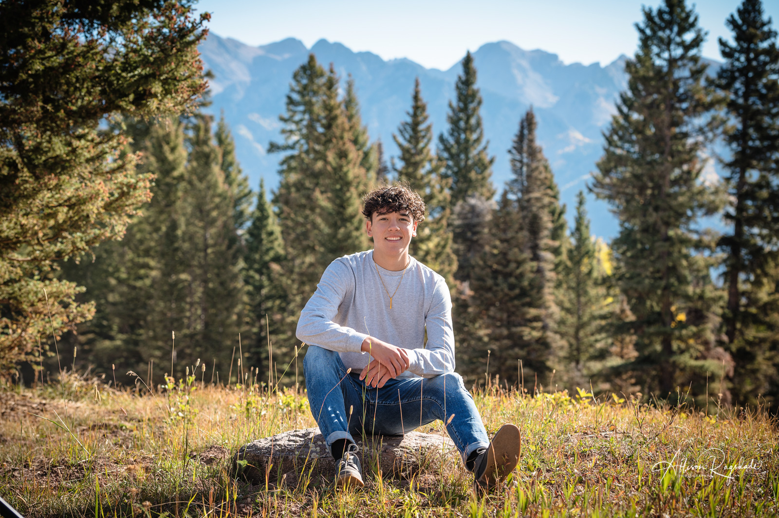 Tristin's Purgatory Resort Durango Senior Session