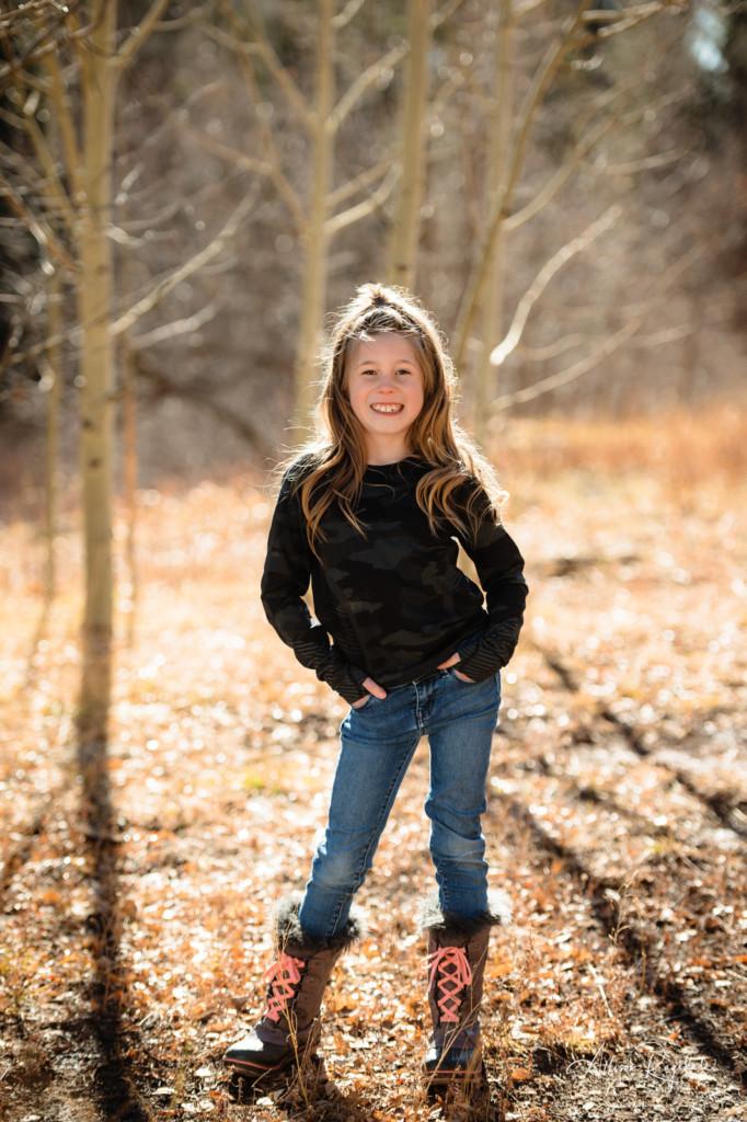 daughter portrait colorado