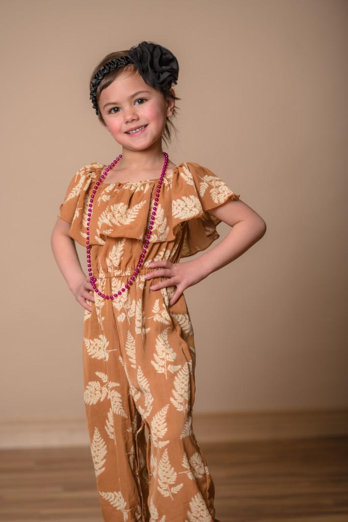 cutest kids contest child portrait in studio