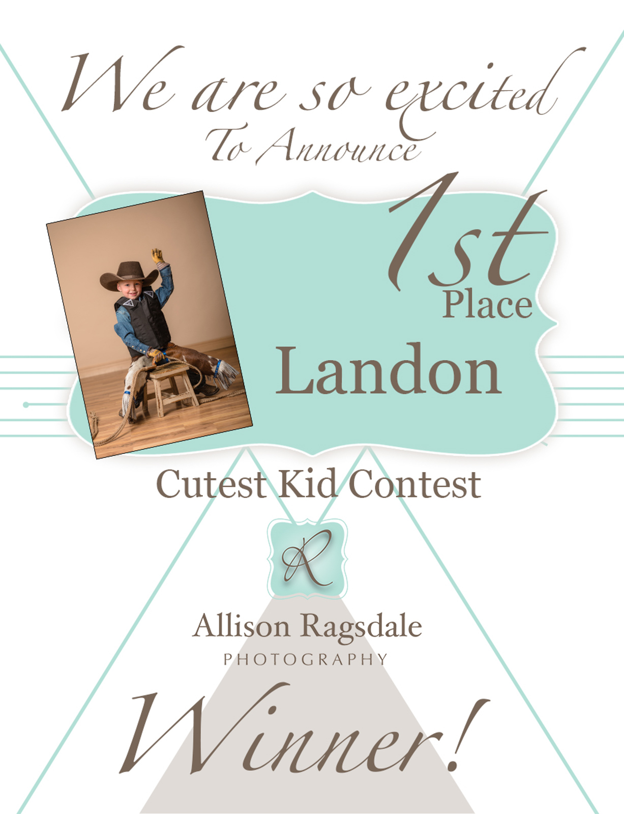 Cutest Kids Contest Winners 2021!