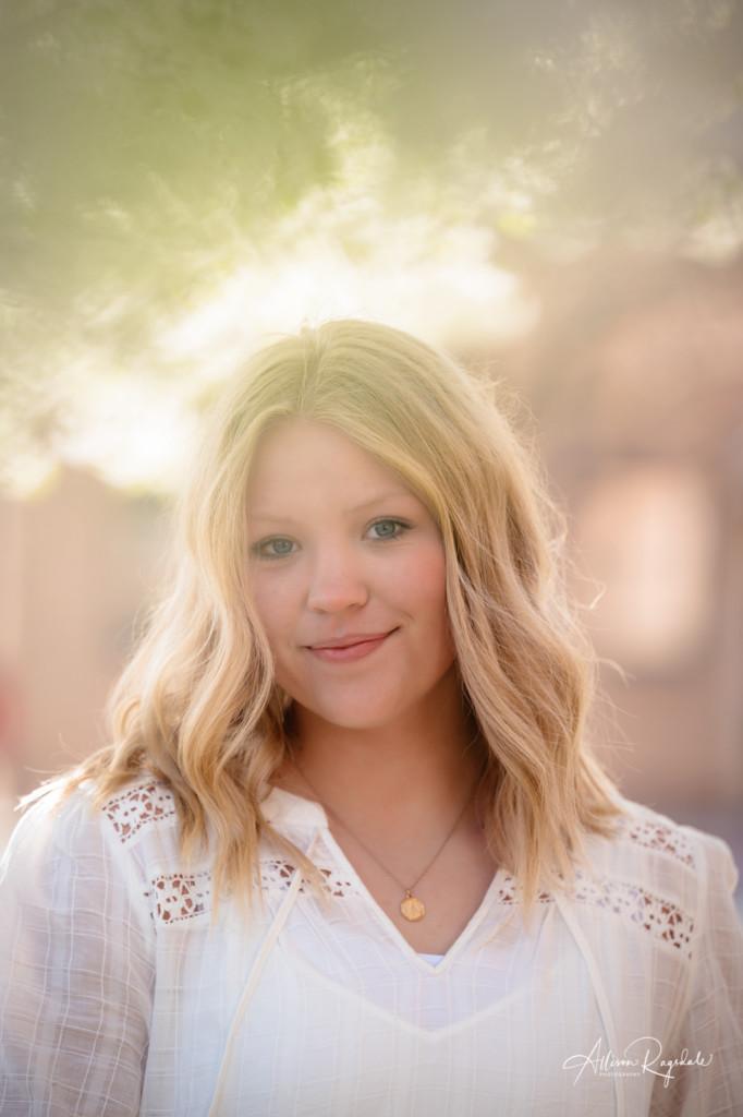 girl senior pictures spring durango co