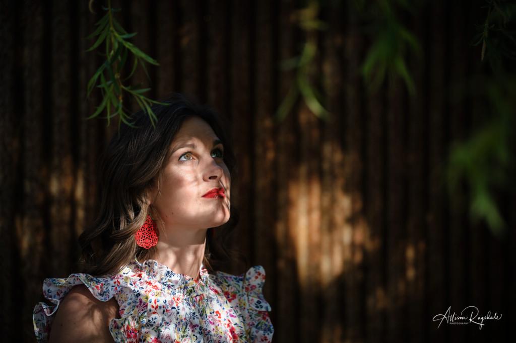 person brand photo maggie emerson dramatic light